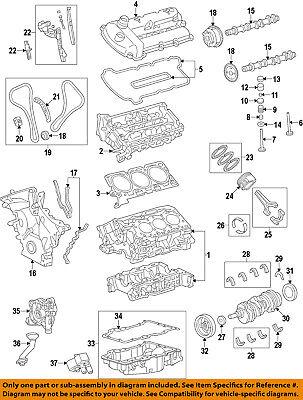 JAGUAR OEM 05 08 X Type Engine Valve Cover C2S44850 Left Bank All Years