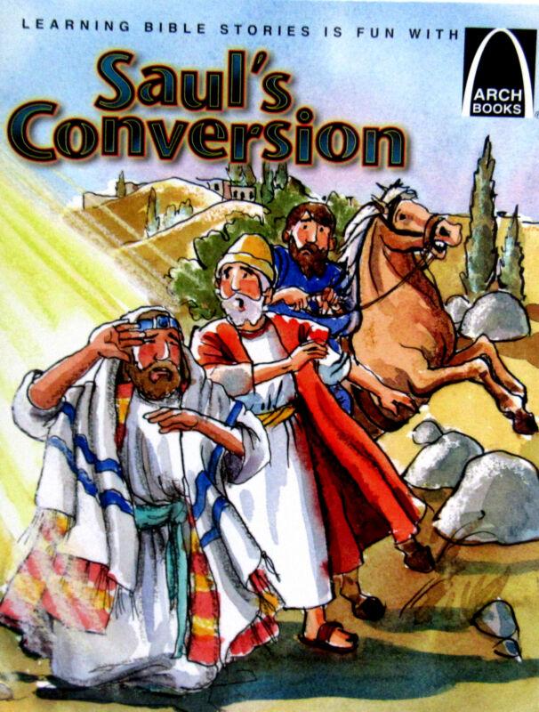 ARCH BOOKS Saul's Conversion