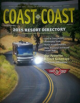 Coast To Coast Deluxe   Rpi Preferred Resale Campground Membership