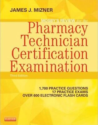 Mosby�s Pharmacy Technician Certification Examination pdf INSTANT DELIVERY