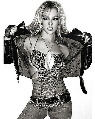 BRITNEY SPEARS 8X10 CELEBRITY PHOTO PICTURE HOT SEXY 150