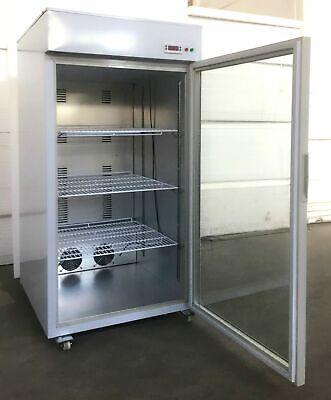 Clearance 220v Beverage Display Cabinet Food Warmer Milk Coffee Heater 325l