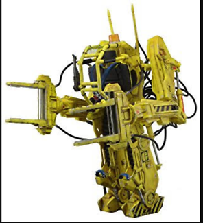 Wanted: Wanted aliens powerloader by neca.