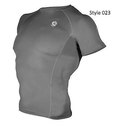 023 Grey Short Sleeve Shirt