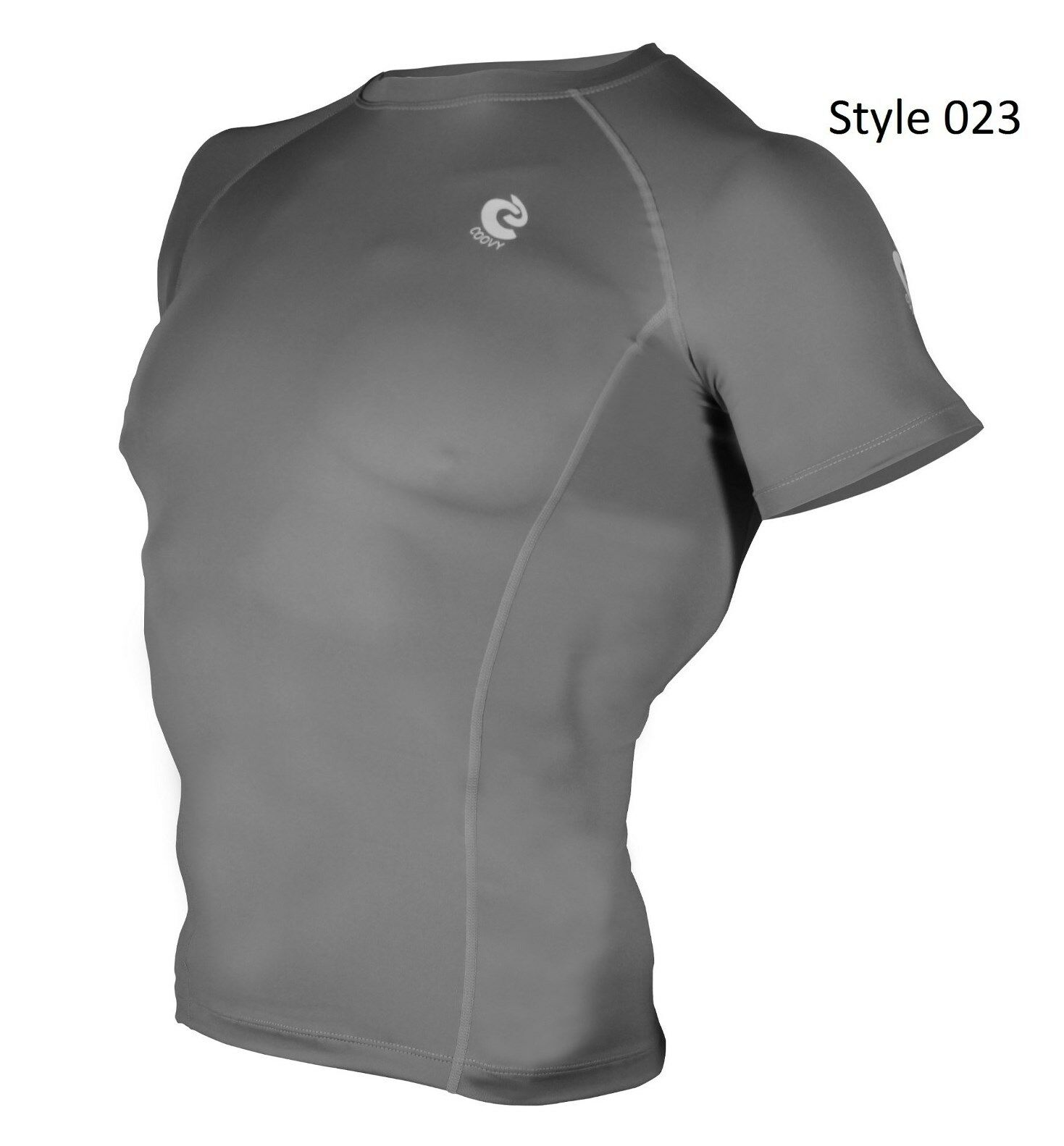 023 Grey Short Sleeve Shirt