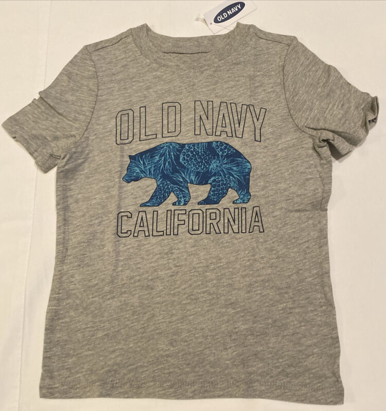 Old Navy Baby Toddler T-shirt NWT size 4T