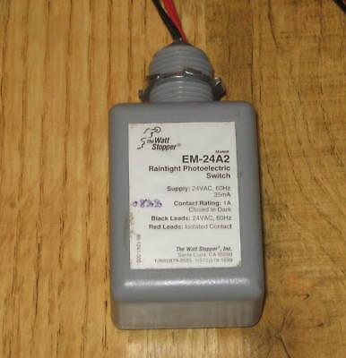 Watt Stopper Rain Tight Photoelectric Switch Photo Eye