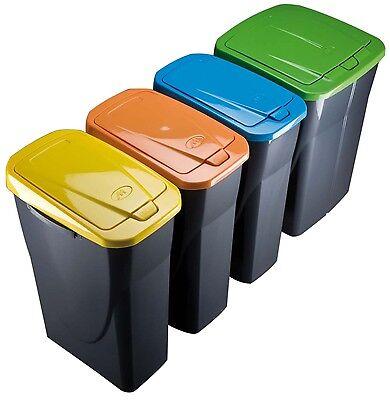 Mondex Mülleimer Duo Bin Treteimer Abfalleimer Abfalltrenner Mülltrennsystem