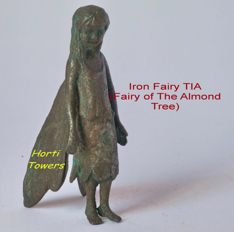 """TIA """"The Iron Fairies"""" (Fairy of The Almond Tree) in New Bag Packaging"""