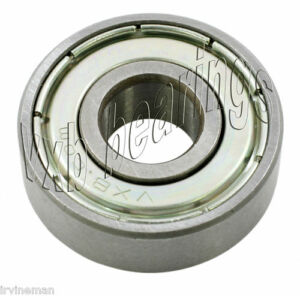Premium-ABEC-5-Bearing-8x16x5-Hybrid-Ceramic-Stainless-Dry-VXB
