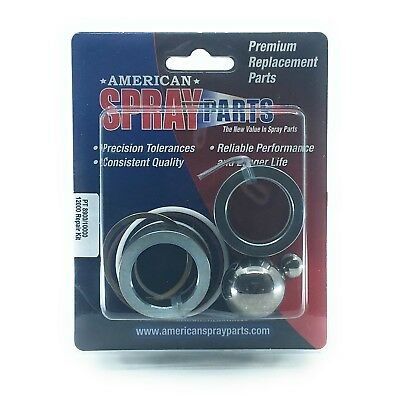Replaces Titan Speeflo 144-050. Made In The Usa Pt 89001000012000 Repair Kit.