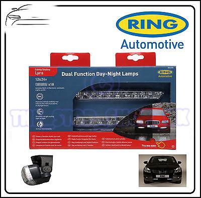 Ring Car Lyra LED Day/Night Lamps Daytime Running Lights Styling Lamps BRL0398