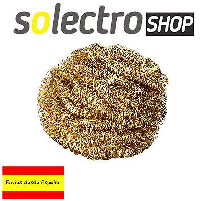 Limpiador para puntas de soldador de repuesto Soldering tip cleaning ball H0010