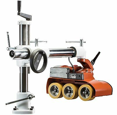 Power Feeder - 3 Wheel Variable Speed - Co-matic Dc Servo Series