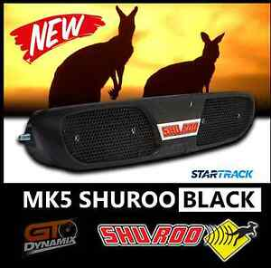 ShuRoo MK5 BLACK SLIM LINE High Frequency Vehicle Protection Mile End West Torrens Area Preview