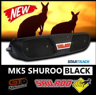 ShuRoo MK5 BLACK SLIM LINE High Frequency Vehicle Protection