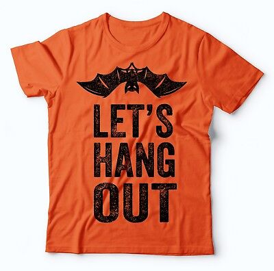 Lets Hang Out T-Shirt Funny Halloween T-Shirt Halloween Costume Party Tee - Lets Party Halloween Costumes