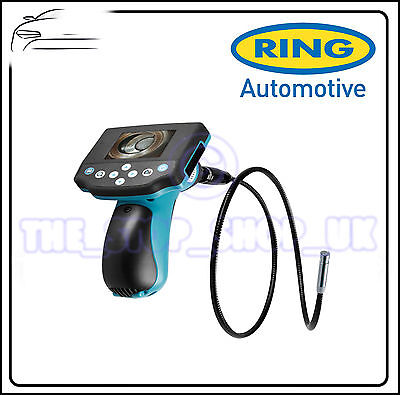 (Ring 5.5mm Detachable Camera Borescope Inspection Video Rechargeable RBS300)