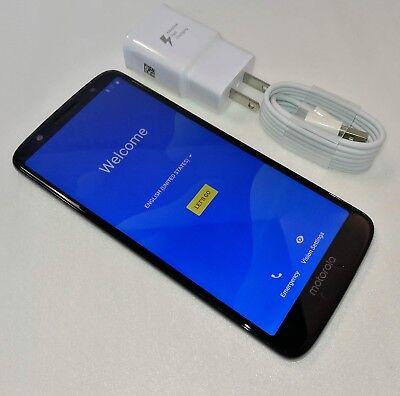 Motorola Moto G 6th Generation - 32GB - Black (Unlocked) (Single SIM) G6 XT1925