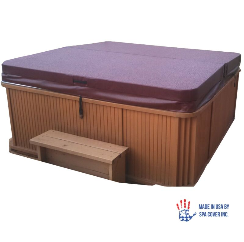 """BEST QUALITY ON EBAY Custom Replacement Spa Hot Tub Cover 6"""" Thick by BeyondNice"""