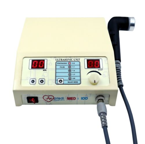 Portable Ultrasound Therapy Machine Ultrasound MED US 1MHz Physical Therapy Unit