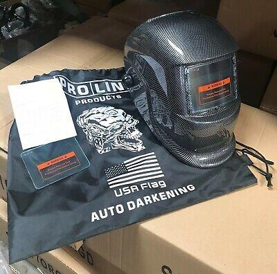 Acftpro Solar Auto Darkening Welding Helmet Arctig Mig Mask Grinding Welder Hood