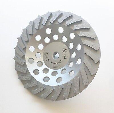 New 7 24 Turbo Segments Professioal Diamond Grinding Cup Wheel- Premium Quality