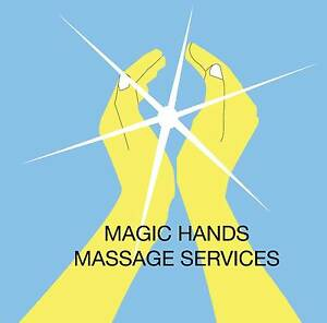 Magic Hands Massage Services Richmond Yarra Area Preview
