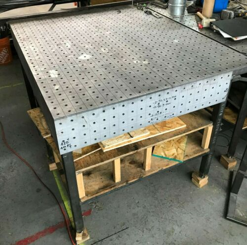 welding positioning table