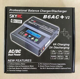 Battery charger, 50watt, 6amp