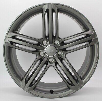 >NEU< 1x Original Audi A5 S5 8T Alu-Felge Segment Talladega 8T0601025DD  online kaufen