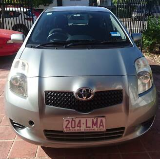 2006 Toyota Yaris YRS Auto