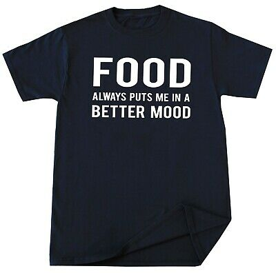 Food T Shirt Funny Food Lover Food Specialist Gift Idea Christmas Gift for Her ()