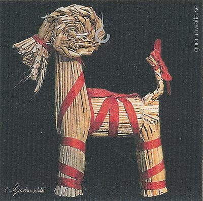 Dish Cloth Straw Goat Black – Gurdun Walla (Straw Goat)