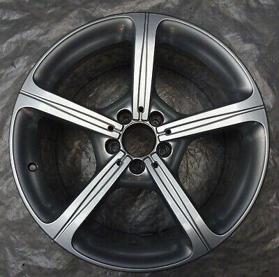 1 Orig Mercedes-Benz Alufelge 9Jx19 ET33 A2574011100 CLS-Klasse C257 M343