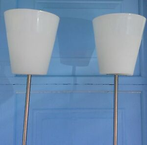 2 Dimming Living Room Lamps