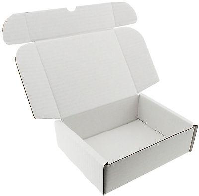 20 x WHITE SHIPPING BOXES GIFT SIZE: 12