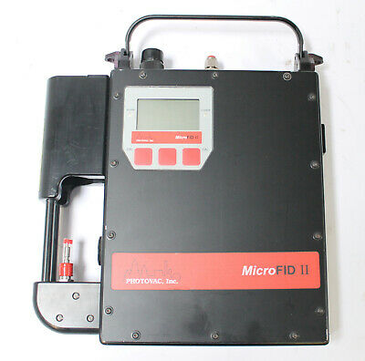 Inficon Photovac Microfid Ii Intrinsically Safe Flame Ionization Detector