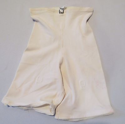 Vintage 1960's Kayser Wisp-on long leg girdle SZ L