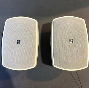 Yamaha Indoor/Outdoor Speakers