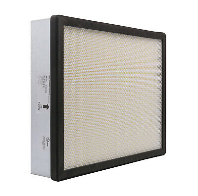 Pollution Control Unit (PCU) HEPA Filter.  - Hvac Hepa Filters