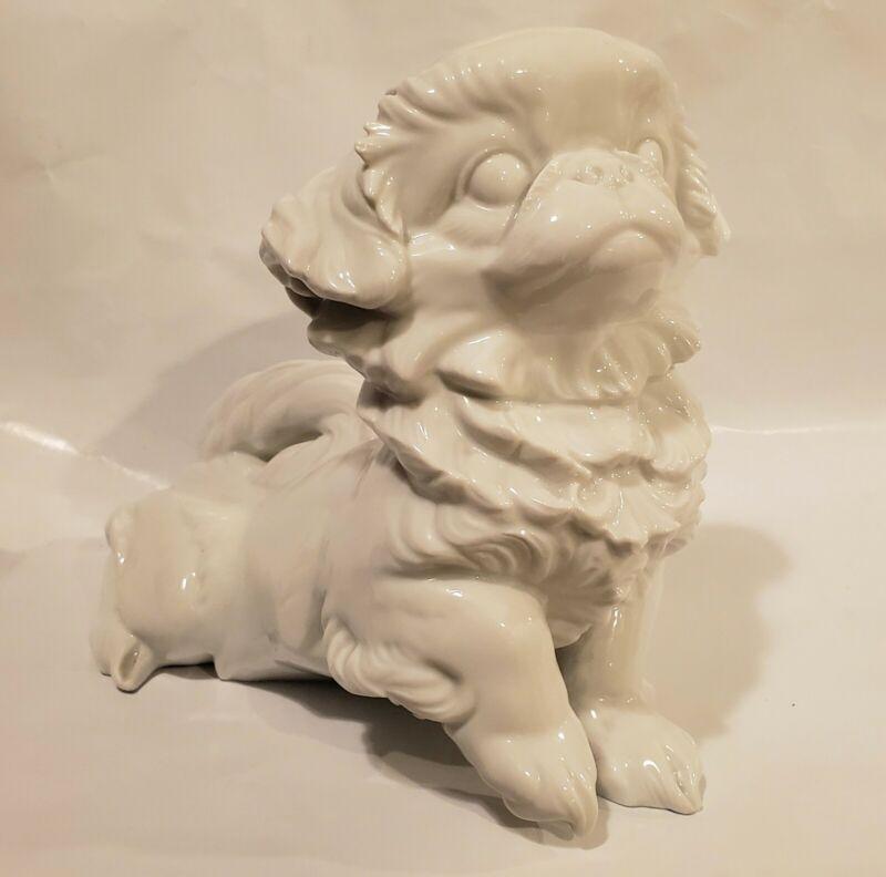 Rosenthal Dog Figurine Pekingese Flinsch