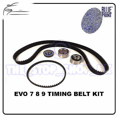 Mitsubishi Evo 7 8 9 Regulador Correa y Tensores Blue Print