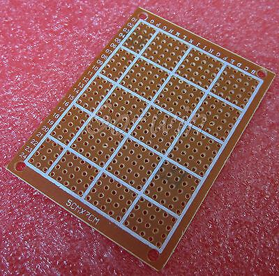 10pcs DIY Prototype Paper PCB Universal Board 5×7 cm 5*7 cm