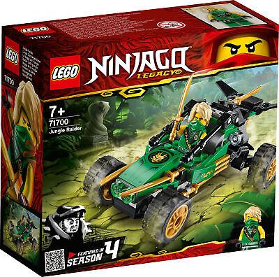 71700 LEGO NINJAGO Jungle Raider 127 Pieces Age 7 Years+