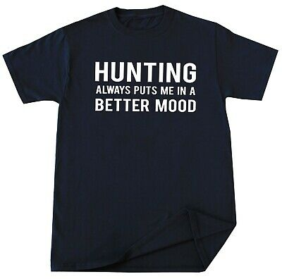 Hunting Funny T Shirt Hunter Gift Idea Christmas Birthday Gift for Him Her Tees ()