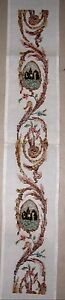 EP 3673 Medieval Castle Bell Pull Tramme Needlepoint Canvas Only, No Yarn