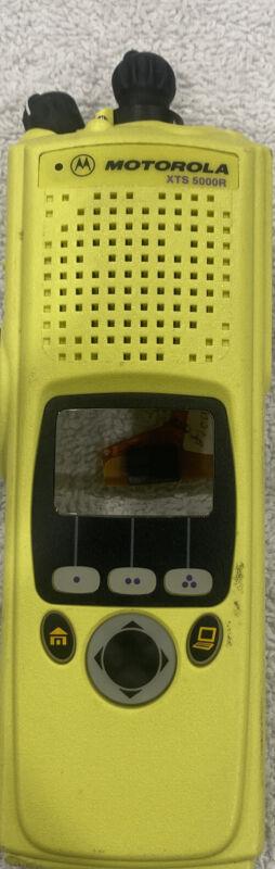 OEM Motorola XTS5000 M2 Housing-YELLOW