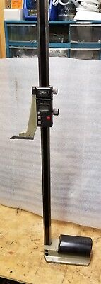 Fowler 24 Digital Height Gage