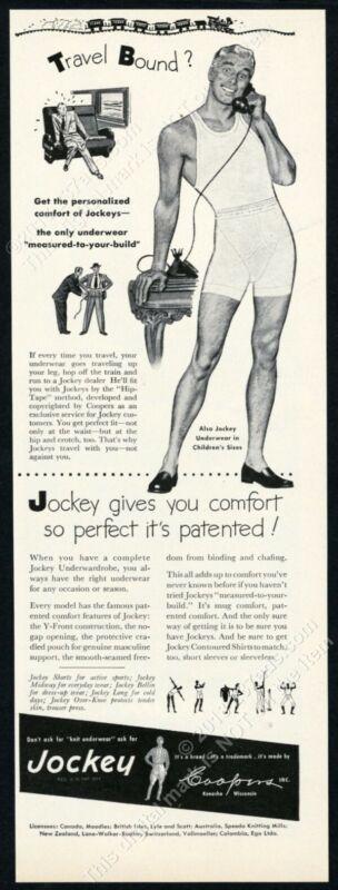 1948 Jockey men